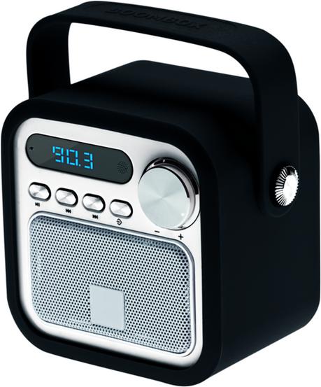 Bluetooth Lautsprecher mit Radiofunktion
