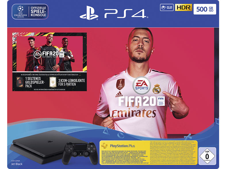 SONY Playstation 4 Fifa 20-Bundle