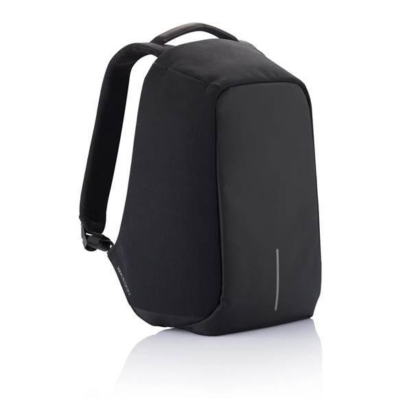 Anti-Diebstahl Rucksack Bobby XL - Farbe: schwarz