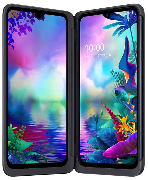 LG G8X  6,4 Zoll 128 GB Speicher